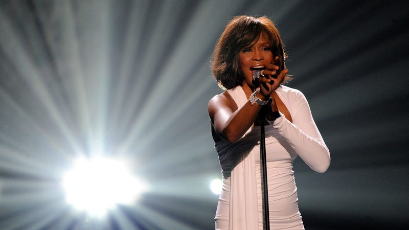 Whitney Houston will soon become a hologram