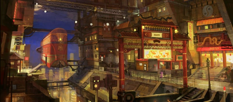 Illustration for article titled The Best Dim Sum Is In The Chinatown On Level 87