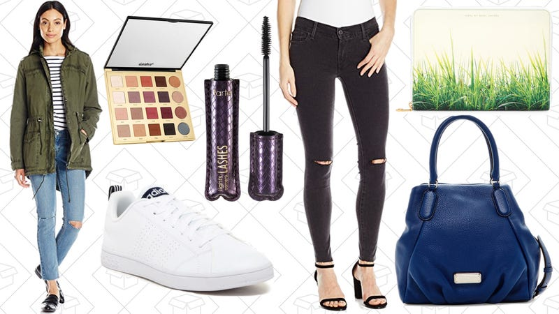 Illustration for article titled Today's Best Lifestyle Deals: Levi's, Tarte Cosmetics, Adidas, Marc by Marc Jacobs, and More