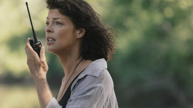 A Very Important Walking Dead Star Is Heading to World Beyond
