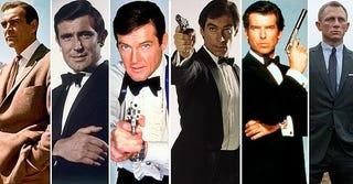 Illustration for article titled James Bond Actors, Ranked
