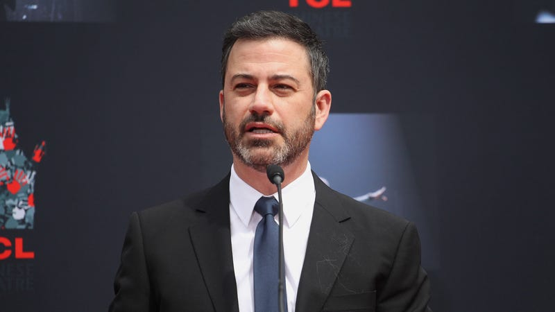 """Illustration for article titled Jimmy Kimmel says political monologues have """"cost me commercially"""""""