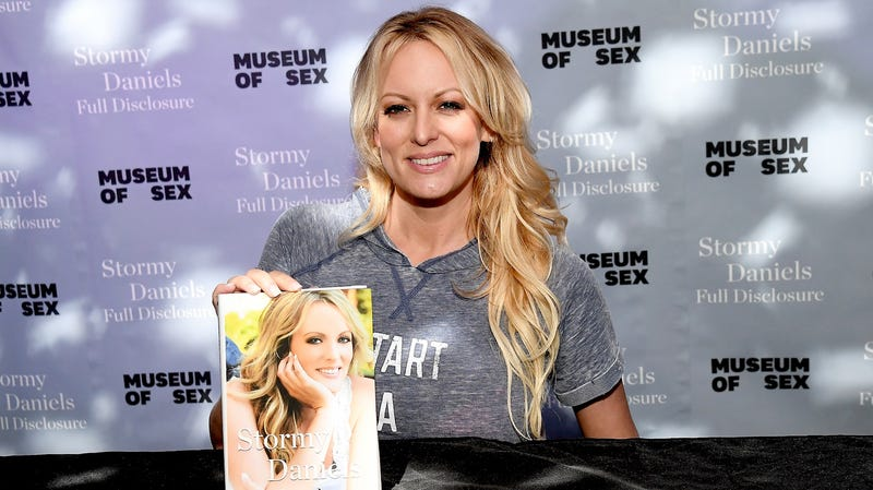 Illustration for article titled Stormy Daniels Required to Pay Trump's Legal Fees in Defamation Lawsuit