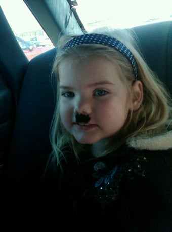Illustration for article titled Toddlers & Tiaras Kid Does Hitler