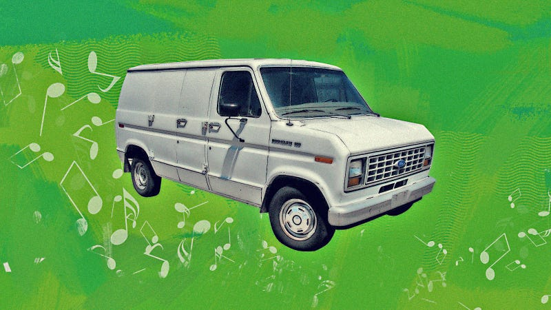 Illustration for article titled Let The Bands Tell You Why The Tour Van Is A Magical Place