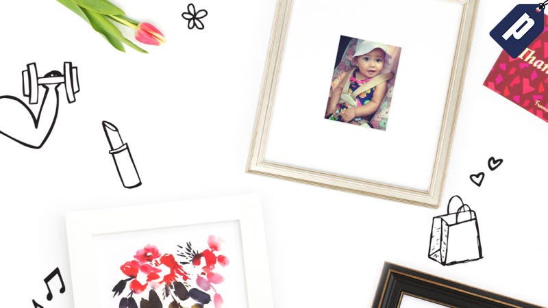 Illustration for article titled Send A Hassle-Free Mother's Day Gift: Frame A Favorite Photo (20% Off)