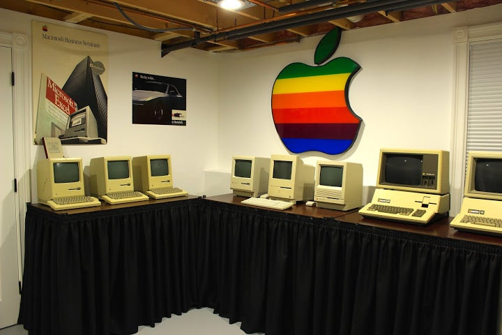 This 15-Year-Old Owns an Apple Museum—What Have You Done Today?