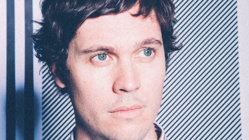 Ernest Greene of Washed Out (Photo: Alexandra Gavillet)