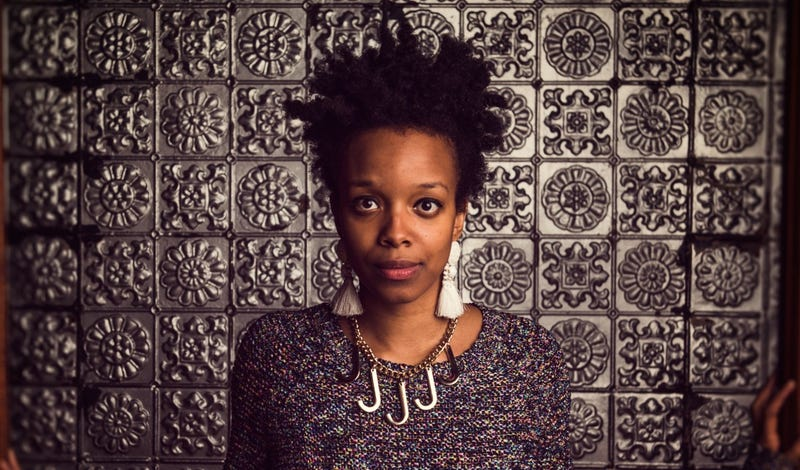 Illustration for article titled Chicago's Jamila Woods Debuts Freedom Fighter Anthem 'blk girl soldier'