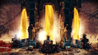 Illustration for article titled Dragon Age Brings Us the Dwarven Fortress of Kal'Hirol