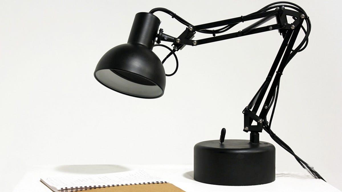 Holy Crap, Someone Made a Real-Life Pixar Desk Lamp for Pixar Desk Lamp  555kxo