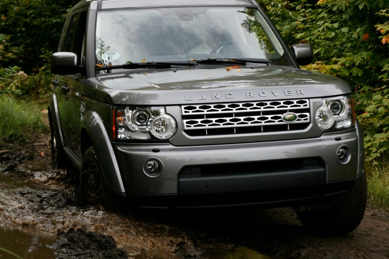 updated land landrover rover jaguar with