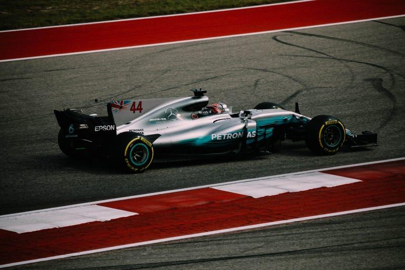 Illustration for article titled Formula 1 USGP Photo Dump