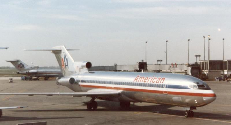 """Illustration for article titled Cómo robar un avión comercial con el viejo truco de """"voy a dar una vuelta"""": el insólito caso del 727 de American Airlines"""