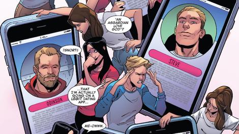 DC fumetti gay porno