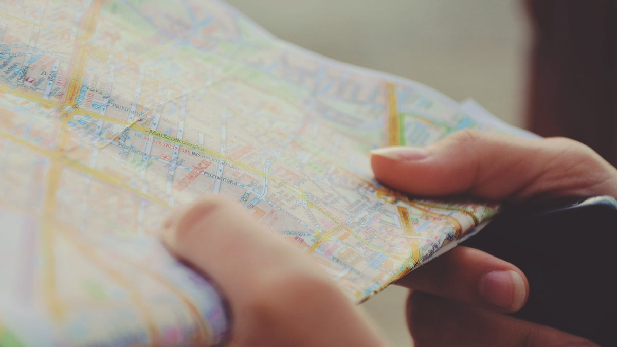 How to Prevent Your Maps App from Rerouting You
