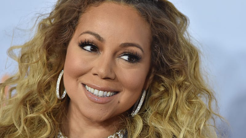 Mariah Carey lands scripted drama about her life