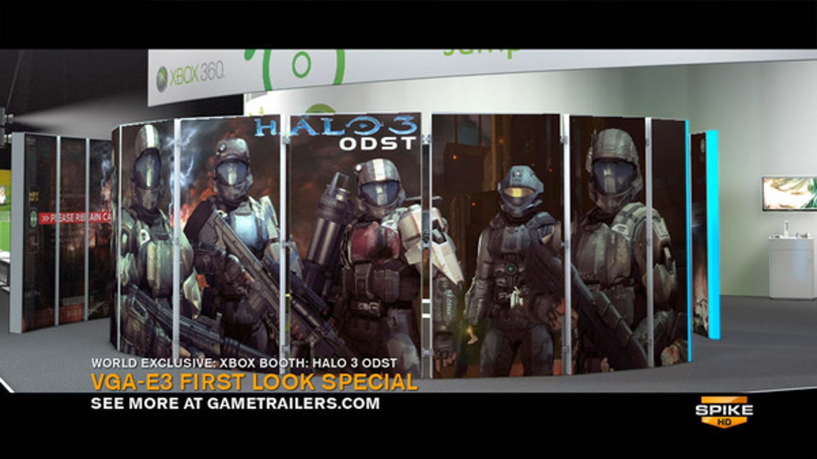 The Cast of Halo 3: ODST