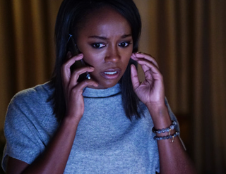 We feel you, Michaela. We were on the phone, too, after that episode.ABC Screenshot
