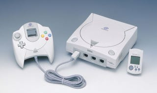 Illustration for article titled Happy 15th Birthday, Dreamcast!