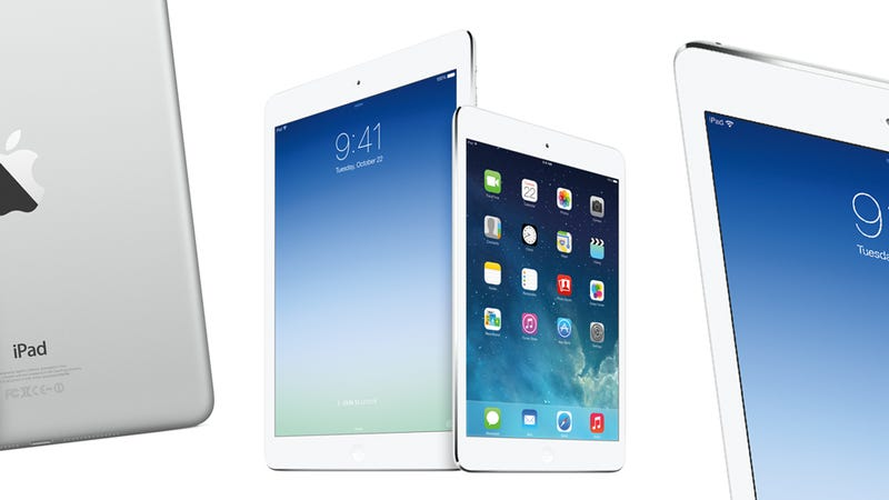 Illustration for article titled Apple's Double iPad Party: Everything You May Have Missed