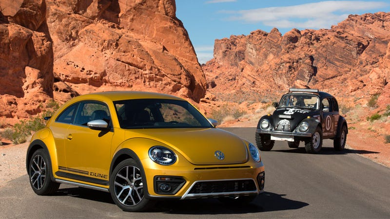 Ilration For Article Led The 2016 Volkswagen Beetle Dune Is Real And It 39