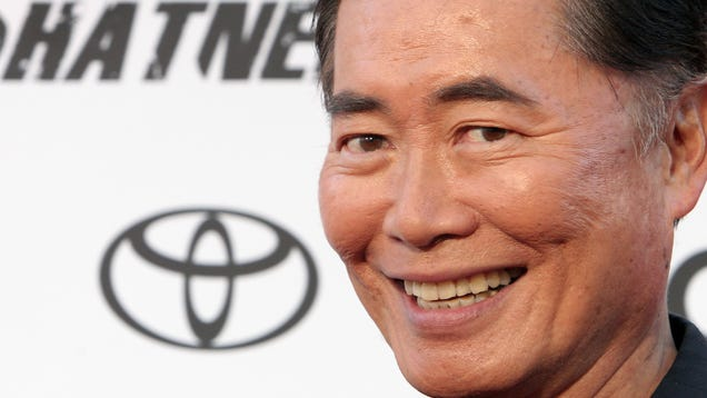 George Takei Isn t Too Keen on Sulu Being Gay But for Very Specific Reasons