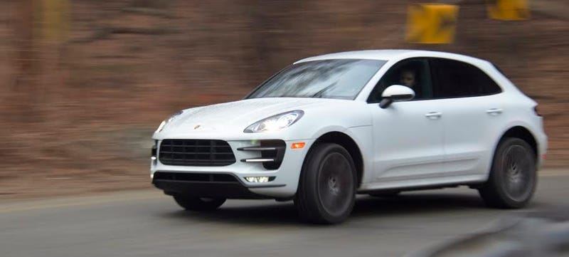 Illustration for article titled Ask Us All Your Deep Burning Questions About The Porsche Macan Turbo