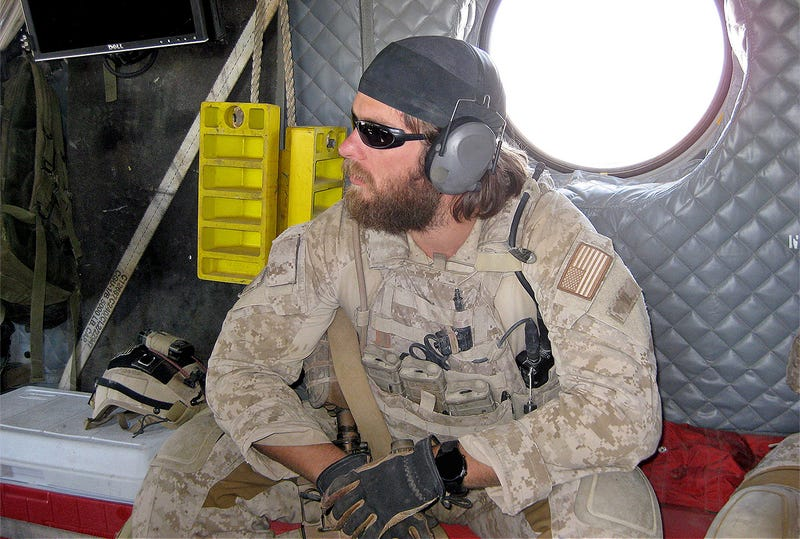 Navy Seal Awarded Medal Of Honor For Daring 2012 Hostage