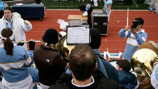 Illustration for article titled That Mean Columbia Marching Band Has Been Un-Banned From Performing At The 0-9 Football Team's Last Game