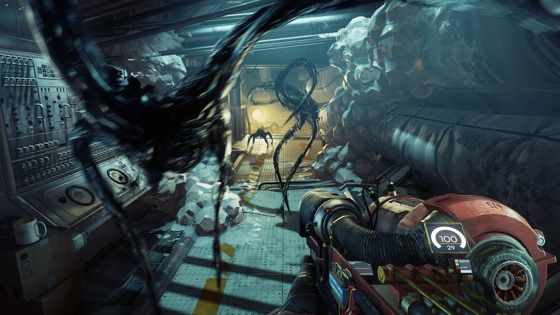 Illustration for article titled Seemingly Rare Game-Breaking Bug Found In PC Version Of Prey [UPDATE]