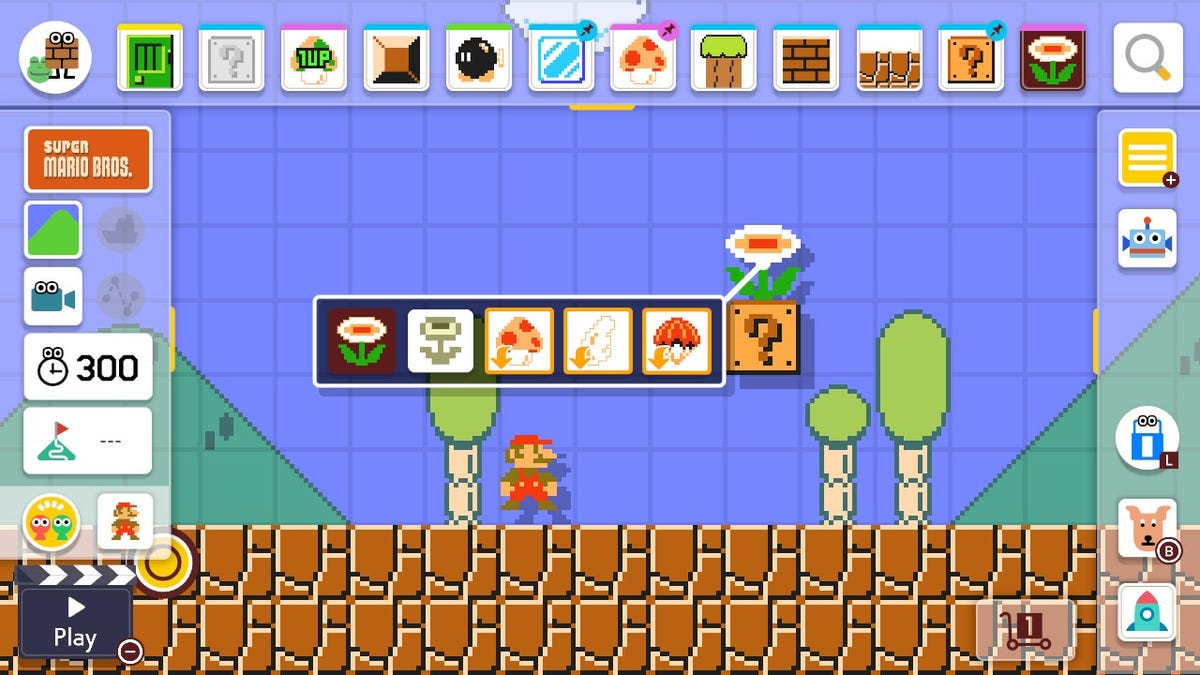 Mario Maker 2 Is Hiding Two Secret New Power-Ups