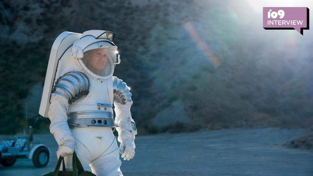 How Netflix's Space Force Acts Like a Parallel Universe to Our Own