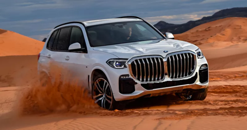 Illustration for article titled Here's The 2020 BMW X5 Before You're Supposed To See It