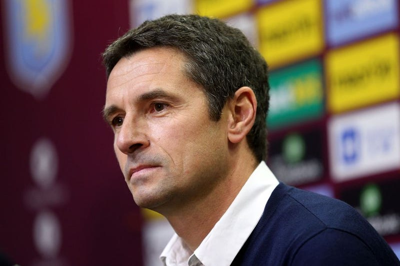 Remi Garde, who always looks like that