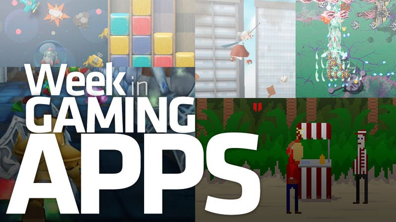 Illustration for article titled Five Gaming Apps to Help You Survive the Long Labor Day Weekend