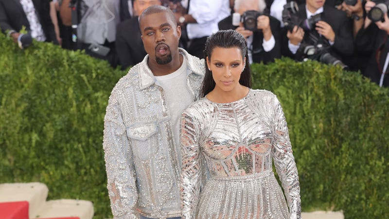 Illustration for article titled Kanye West: 'I Am So Glad My Wife Has Snapchat'