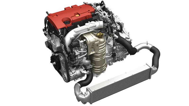 Honda Announces All New VTEC Turbo Engine Series
