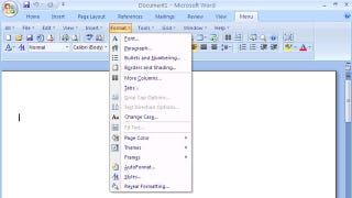 Illustration for article titled Cheat Sheet: 10 Tips and Tricks for Microsoft Word