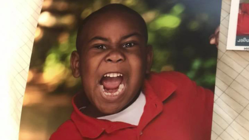 Illustration for article titled Cheese! 5-Year-Old Unleashes #BlackBoyJoy in Hilarious Picture Day Photo