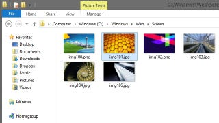 Illustration for article titled Use Windows 8's Start Screen and Lock Screen Images as Wallpaper