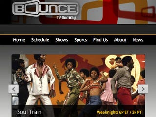 Illustration for article titled Bounce TV: More of the Same