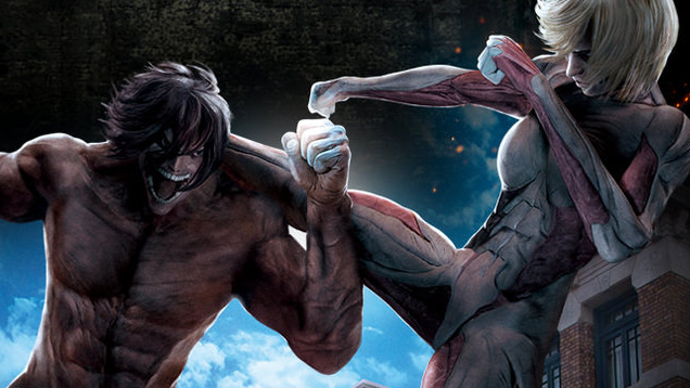 Attack on Titan Pictures Attack on Titan 39 s Titans Are