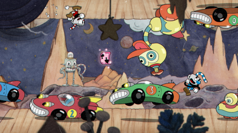 Cuphead (Screenshot:  Cuphead)