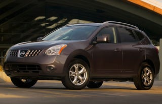 Illustration for article titled From Super Car To CUV: How The Nissan Rogue Got Its Name