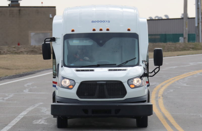 This Is What Ford's USPS Mail Truck Prototype Looks Like
