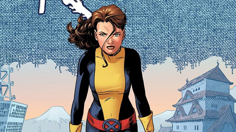 Report: Brian Michael Bendis and Tim Miller Team up for Kitty Pryde X-Men Spinoff