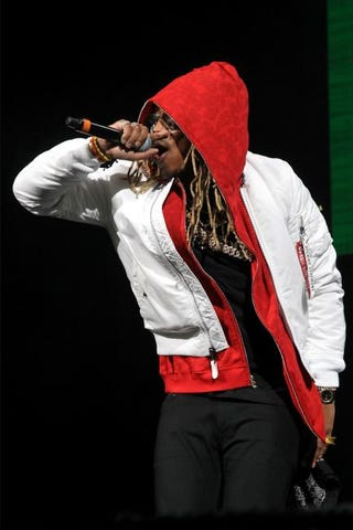 Future performing Oct. 22, 2015, in Brooklyn, N.Y.Bennett Raglin/Getty Images for Power 105.1's Powerhouse 2015