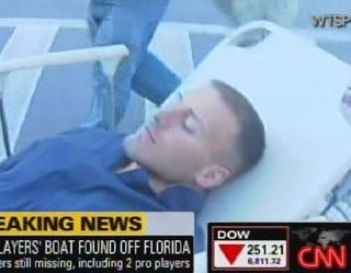 Illustration for article titled Coast Guard Finds Missing Boat, One Survivor (Update)