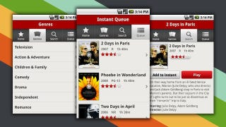 Illustration for article titled Netflix Brings Instant Streaming to Android, Will Roll Out Gradually by Device